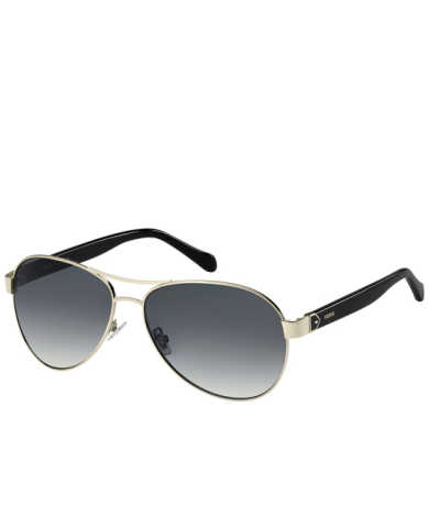 Fossil Women's Sunglasses FOS3079S-03YG-9O