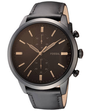 Fossil Men's Quartz Watch FS5585