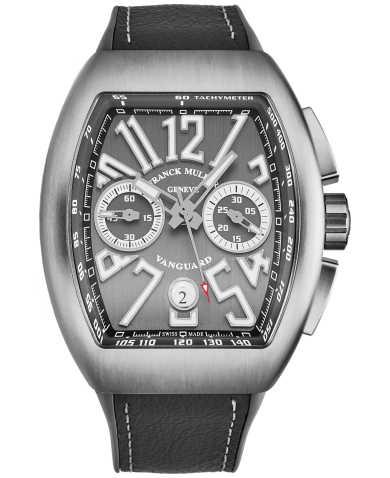 Franck Muller Men's Watch 45CCBLKBLKGRY-1