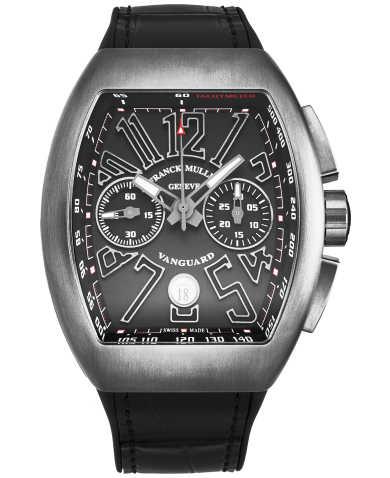 Franck Muller Men's Watch 45CCBLKBLKGRY-3