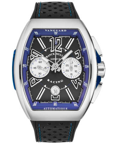 Franck Muller Men's Watch 45CCBLKBLU