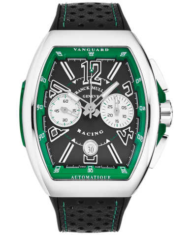 Franck Muller Men's Watch 45CCBLKGRN
