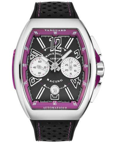 Franck Muller Men's Watch 45CCBLKPRL