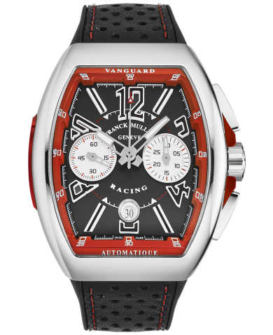 Franck Muller Men's Watch 45CCBLKRED