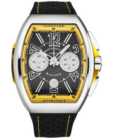Franck Muller Men's Watch 45CCBLKYEL