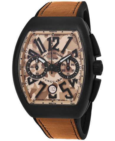 Franck Muller Men's Watch 45CCCAMSND