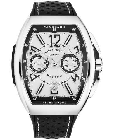 Franck Muller Men's Watch 45CCWHTBLK