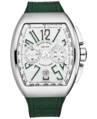 Franck Muller Men's Watch 45CCWHTGRN
