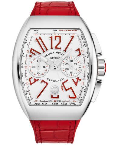 Franck Muller Men's Watch 45CCWHTRED