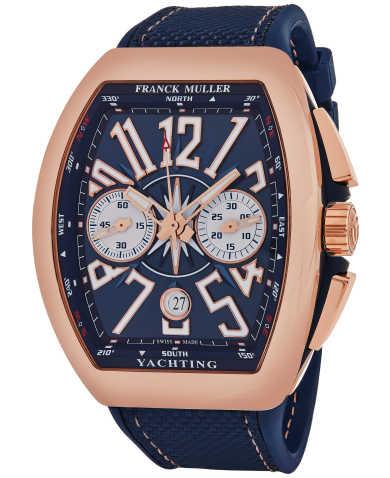 Franck Muller Men's Watch 45CCYACHTGLD