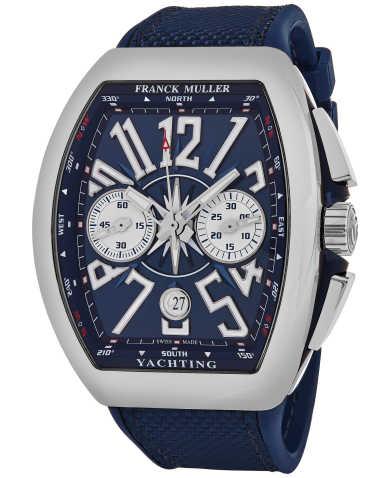 Franck Muller Men's Watch 45CCYACTBLU