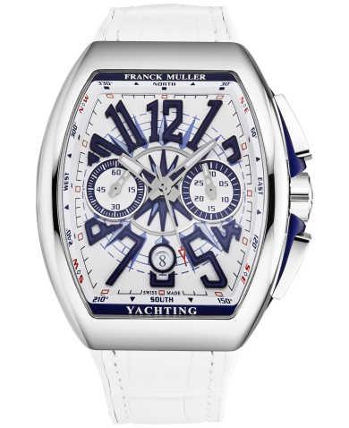 Franck Muller Men's Watch 45CCYACTWHTBLU