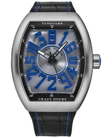 Franck Muller Men's Watch 45CHACBRBL