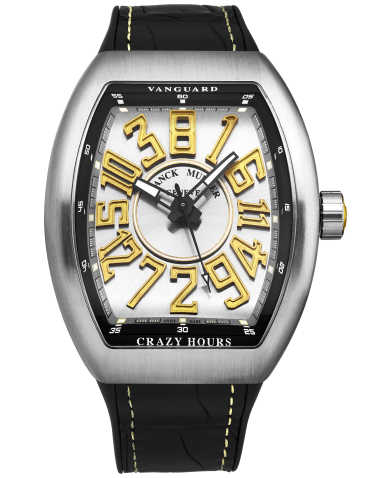 Franck Muller Men's Watch 45CHACBRYELSIL