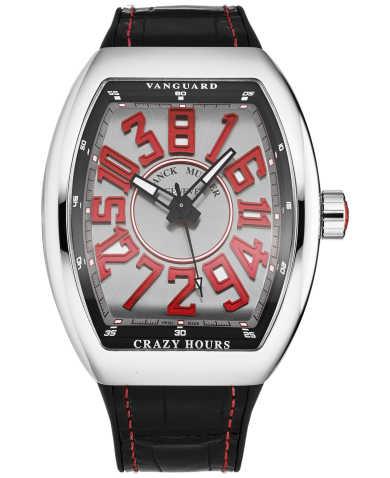 Franck Muller Men's Watch 45CHACERSILRED
