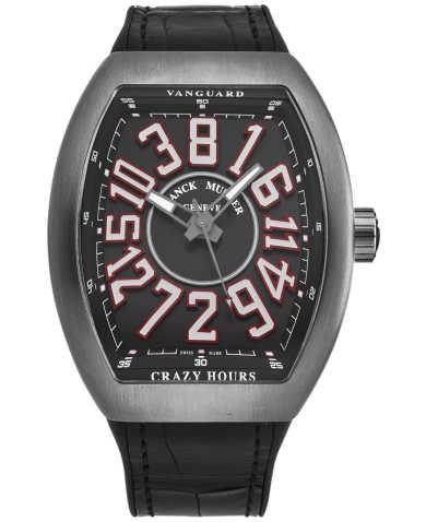 Franck Muller Men's Watch 45CHTTAMERBLK