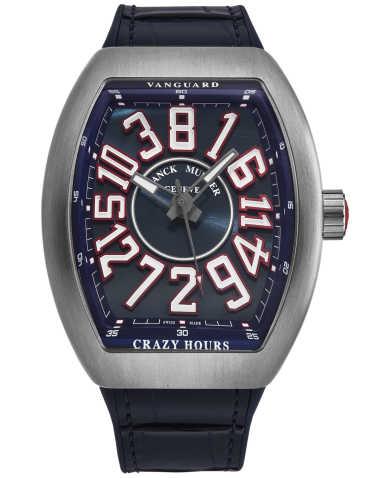 Franck Muller Men's Watch 45CHTTAMERBLU