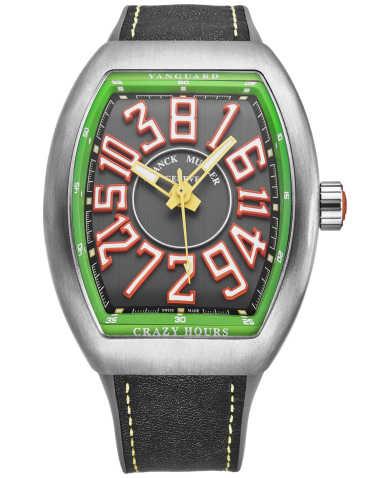 Franck Muller Men's Watch 45CHTTBRORGRN
