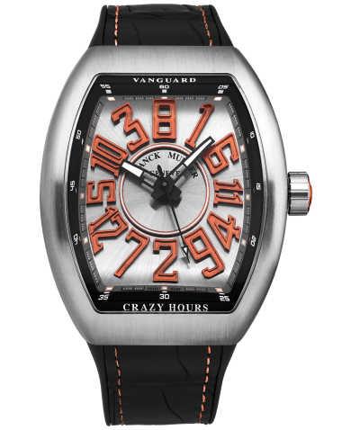 Franck Muller Men's Watch 45CHTTBRORSIL