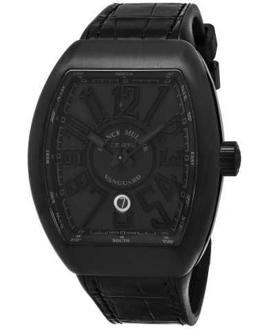 Franck Muller Men's Watch 45SCBLKBLKBLK