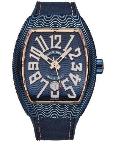 Franck Muller Men's Watch 45SCBLUSEABLU