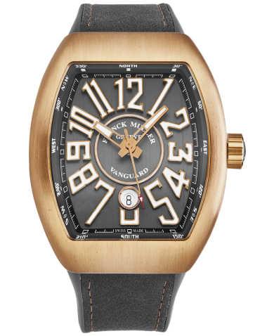 Franck Muller Men's Watch 45SCGLDGRYGLDMT