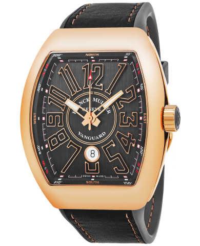 Franck Muller Men's Watch 45SCGLDGRYGLD