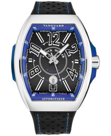 Franck Muller Men's Watch 45SCRACINGBLKBU
