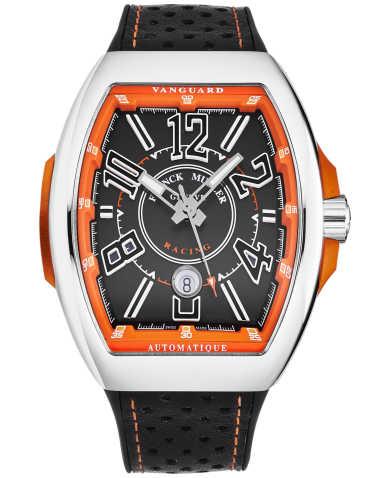 Franck Muller Men's Watch 45SCRACINGBLKOR