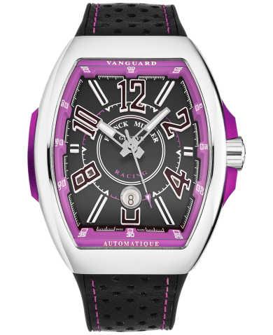 Franck Muller Men's Watch 45SCRACINGBLKPR