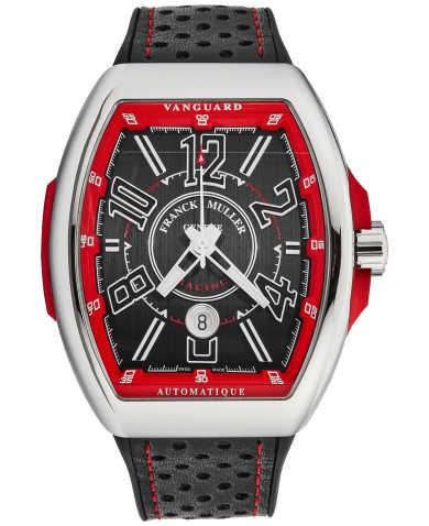 Franck Muller Men's Watch 45SCRACINGBLKRD