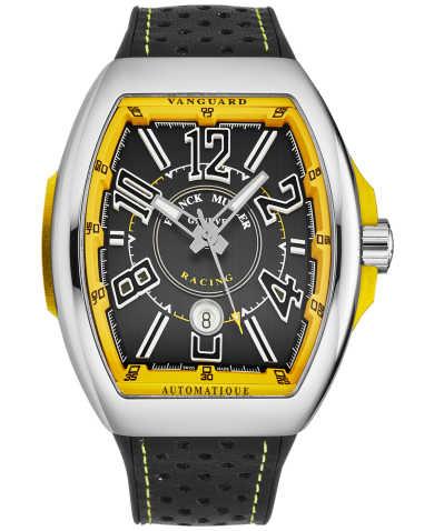 Franck Muller Men's Watch 45SCRACINGBLKYL