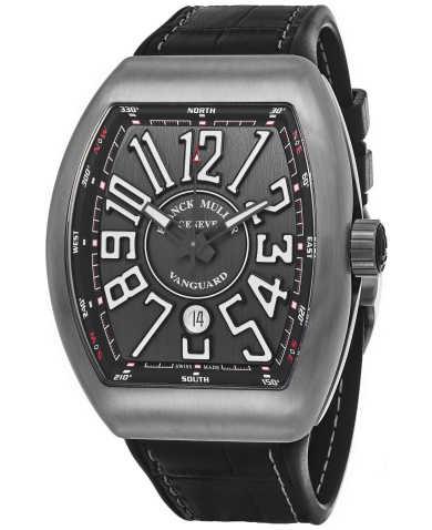 Franck Muller Men's Watch 45SCTTBRNRGRYWH