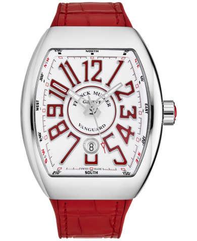 Franck Muller Men's Watch 45SCWHTWHTRED