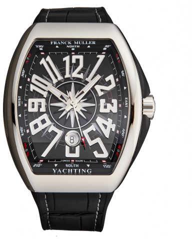 Franck Muller Men's Watch 45SCYACHTBLK1