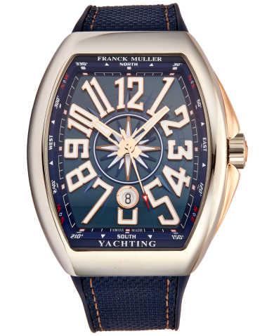 Franck Muller Men's Watch 45SCYACHTBLU5N