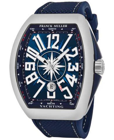 Franck Muller Men's Watch 45SCYACHTBLU
