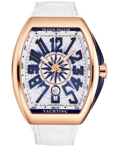 Franck Muller Men's Watch 45SCYACHTGLDWHT
