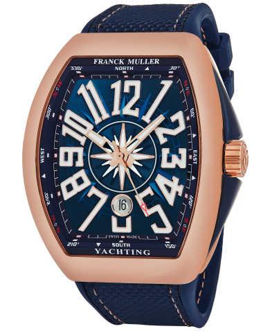 Franck Muller Men's Watch 45SCYACHTGLD