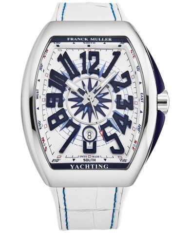 Franck Muller Men's Watch 45SCYACHTWHT