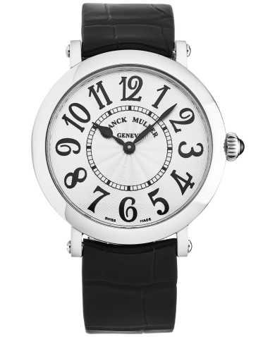 Franck Muller Women's Watch 8035QZACVSIL