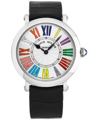 Franck Muller Women's Watch 8035QZCOLRACSIL