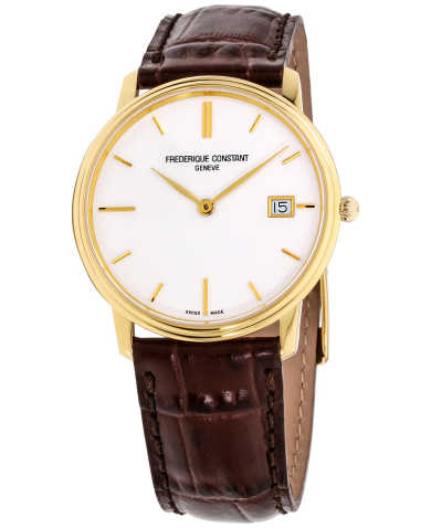 Frederique Constant Men's Quartz Watch FC-220NW4S5