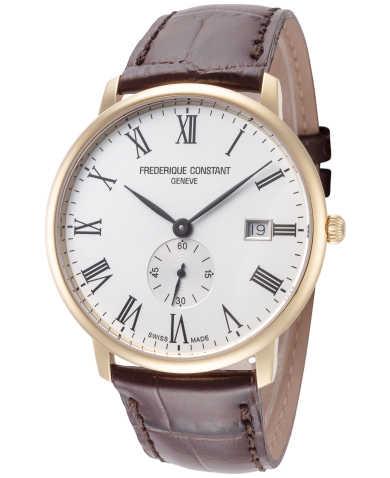 Frederique Constant Men's Quartz Watch FC-245WR5S5