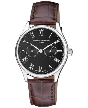 Frederique Constant Men's Quartz Watch FC-259BR5B6-DBR
