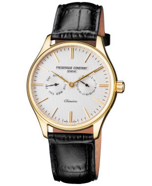 Frederique Constant Men's Quartz Watch FC-259BST5B5