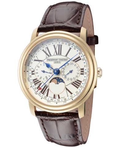 Frederique Constant Men's Quartz Watch FC-270EM4P5