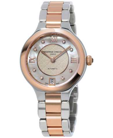 Frederique Constant Women's Watch FC-306LGHD3ER2B