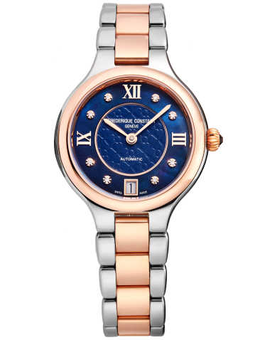Frederique Constant Women's Watch FC306NHD3ER2B