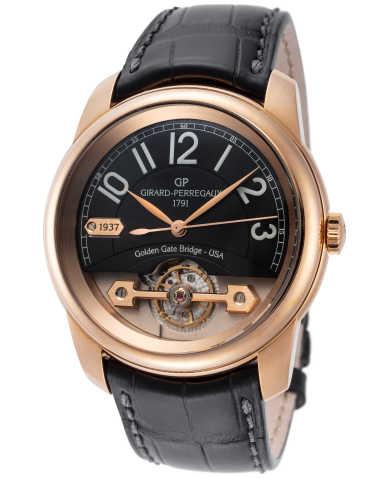 Girard-Perregaux Men's Automatic Watch 22500-52-000-BA6A-1937